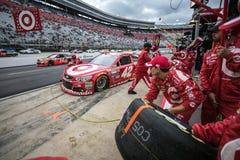 NASCAR:  Apr 19 Food City 500 Stock Image