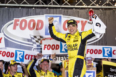 NASCAR:  Apr 19 Food City 500 Stock Image