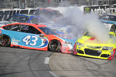 NASCAR:  Apr 02 STP 500 Stock Photo