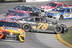 NASCAR:  Apr 02 STP 500 Stock Image