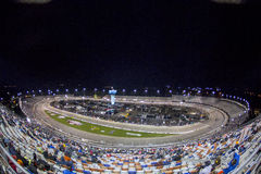 NASCAR:  Apr 24 ToyotaCare 250. Richmond, VA - Apr 24, 2015:  The NASCAR Xfinity Series teams take to the track for the ToyotaCare 250 at Richmond International Stock Photography