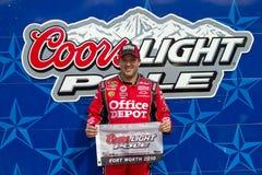 NASCAR:  April 16 Samsung Mobile 500 Stock Image