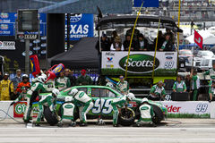 NASCAR:  April 19 Samsung Mobile 500 Stock Photography