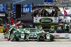 NASCAR:  April 19 Samsung Mobile 500 Stock Photography