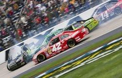 NASCAR:  April 19 Samsung Mobile 500 Royalty Free Stock Photos