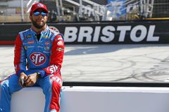 NASCAR: April 14 Food City 500 stock photography