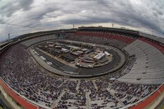 NASCAR: April 07 Food City 500 stock images