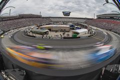 NASCAR: April 07 Food City 500 stock image