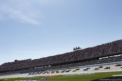 NASCAR: April 29 GEICO 500 Arkivfoto