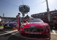 NASCAR: April 13 matstad 500 Royaltyfria Foton
