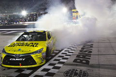 NASCAR: April 19 matstad 500 Arkivfoton