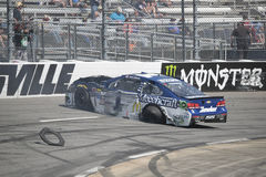 NASCAR: April 02 STP 500 Arkivbild