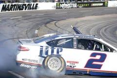NASCAR: Am 2. April STP 500 Stockbild