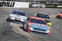 NASCAR: April 02 STP 500 Royaltyfria Foton