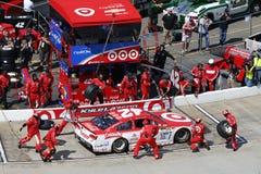 NASCAR: April 02 STP 500 Royaltyfri Bild