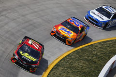 NASCAR: April 02 STP 500 Royaltyfri Bild