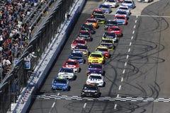 NASCAR: 02 april STP 500 Stock Fotografie