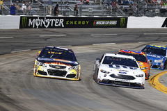 NASCAR: April 02 STP 500 Arkivbilder