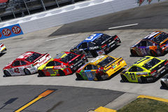 NASCAR: April 02 STP 500 Arkivbild
