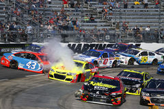 NASCAR: 02 april STP 500 Stock Afbeeldingen