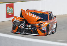 NASCAR: April 02 STP 500 Arkivfoton
