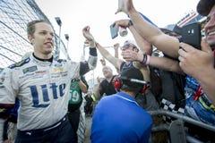 NASCAR: Am 2. April STP 500 Lizenzfreie Stockfotografie