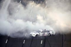 NASCAR: April 02 STP 500 Royaltyfri Foto
