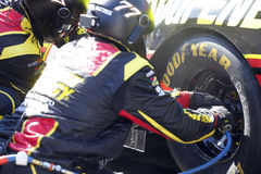 NASCAR: April 02 STP 500 Royaltyfri Fotografi