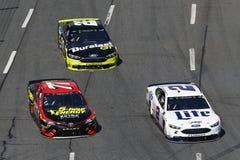 NASCAR: April 02 STP 500 Royalty Free Stock Photography