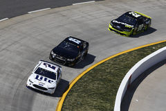 NASCAR: April 02 STP 500 Royalty Free Stock Photo