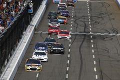 NASCAR: April 02 STP 500 Royalty Free Stock Photos