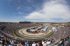 NASCAR: April 02 STP 500 Stock Photography