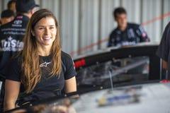NASCAR: April 29 Toyota ägare 400 Royaltyfria Bilder
