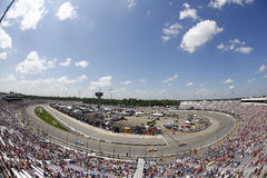 NASCAR: April 30 Toyota ägare 400 Arkivbild