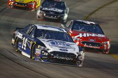 NASCAR: 21 april Toyota-Eigenaars 400 royalty-vrije stock fotografie