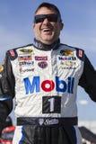 NASCAR: 24 april Toyota-Eigenaars 400 Stock Afbeeldingen