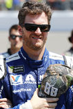 NASCAR: Am 30. April Toyota-Inhaber 400 Lizenzfreie Stockfotos