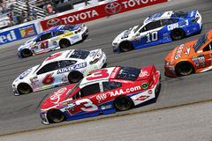 NASCAR: April 30 Toyota Owners 400 Stock Images