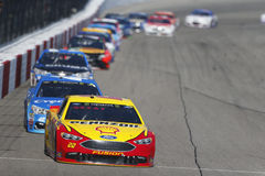 NASCAR: April 30 Toyota Owners 400 Stock Photography