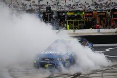 NASCAR: 24 april Voedselstad 500 Royalty-vrije Stock Afbeelding