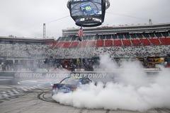 NASCAR: 24 april Voedselstad 500 Stock Fotografie