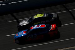 NASCAR: 29 aprile GEICO 500 Immagini Stock