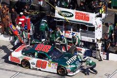 NASCAR - Arresto #2 del pozzo di junior della vallata Immagine Stock