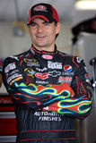 NASCAR:  Aug 01 Sunoco Red Cross Pennsylvania 500. 01 August, 2009:  Jeff Gordon waits to start practice at Pocono Raceway for the running of the Sunoco Red Royalty Free Stock Photos
