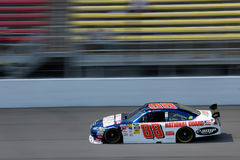 NASCAR:  Aug 14 Carfax 400 Stock Photo