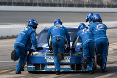 NASCAR:  Aug 16 Carfax 400 Royalty Free Stock Photos