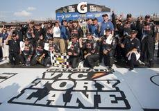 NASCAR:  Aug 16 Carfax 400 Stock Photo