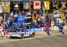 NASCAR:  Aug 20 Food City 250 Stock Images