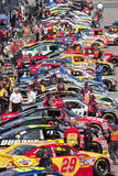 NASCAR:  Aug 20 Irwin Tools Night Race Royalty Free Stock Images