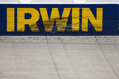 NASCAR:  Aug 21 Irwin Tools Night Race Stock Image